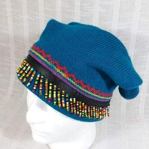 Vintage Merkely Headgear Hat Ski Snowboard